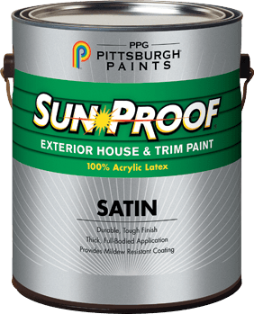 Exterior Paints Salem Paint Company