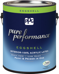 PURE PERFORMANCE_Interior_Eggshell_Latex
