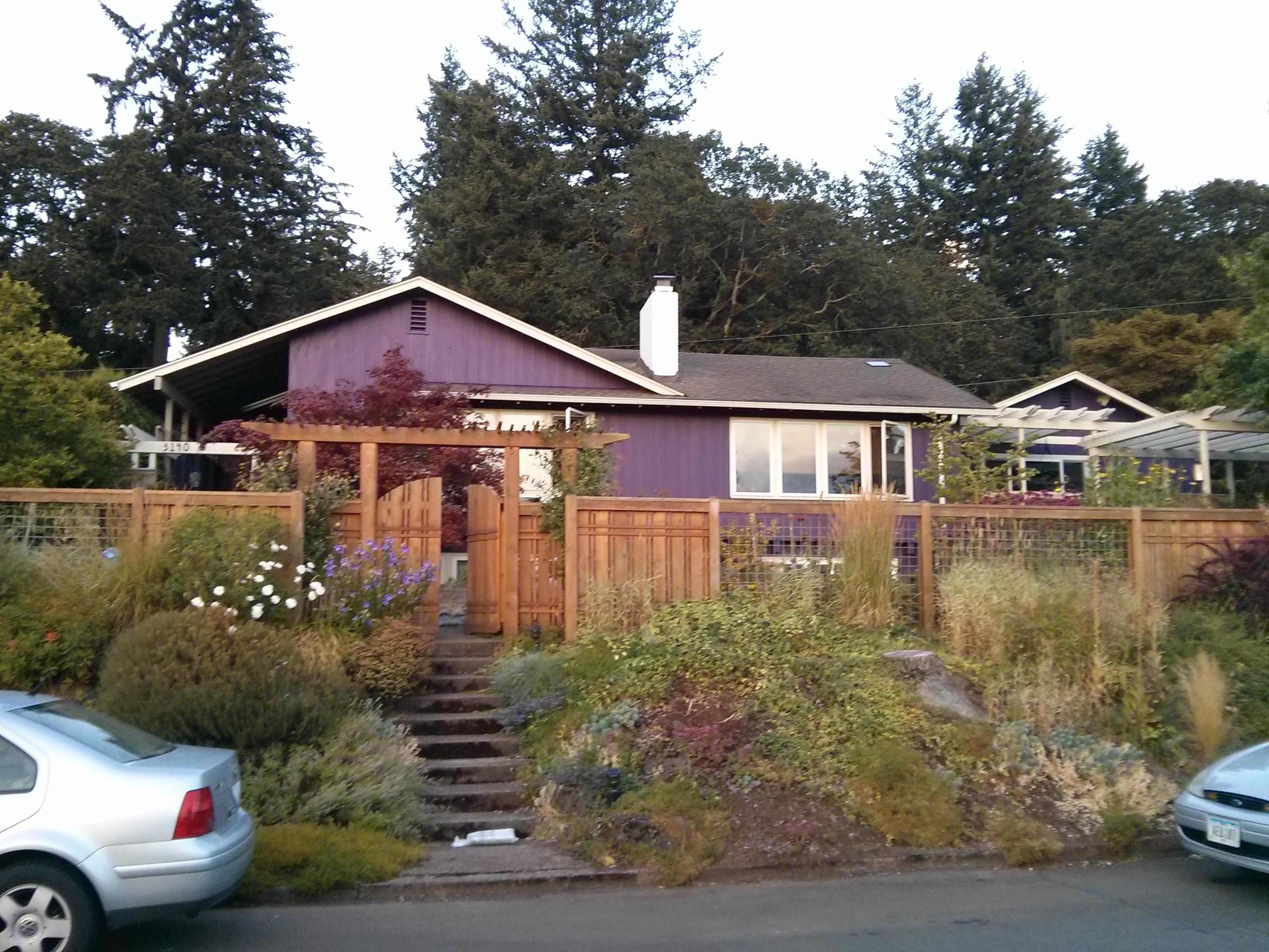 The Purple House Salem Paint Company